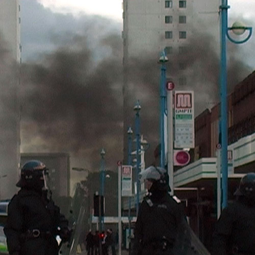 Panorama: Inside the Riots
