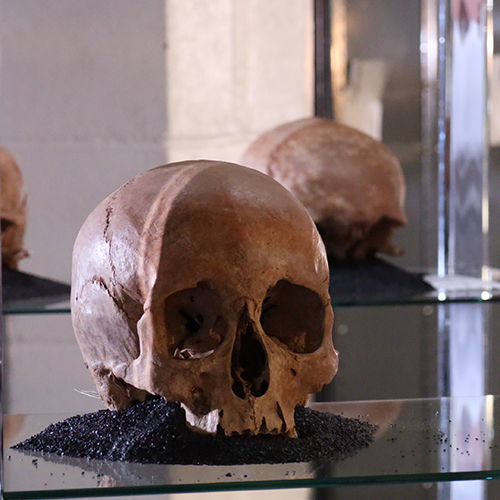 Mystery Of The Crossrail Skulls