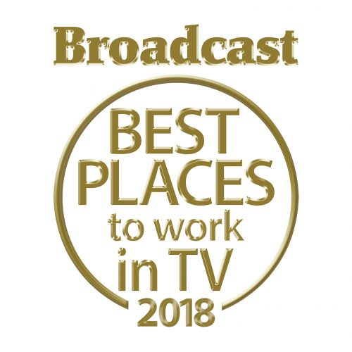 True North named for the second year running in Broadcast's Best Places to Work in TV