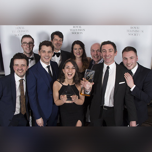 True North's series 'The Yorkshire Dales and The Lakes' was a winner at the Royal Television Society's North East Awards